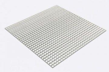 Вентиляционная решетка Воздух С003 Решетка потолочная