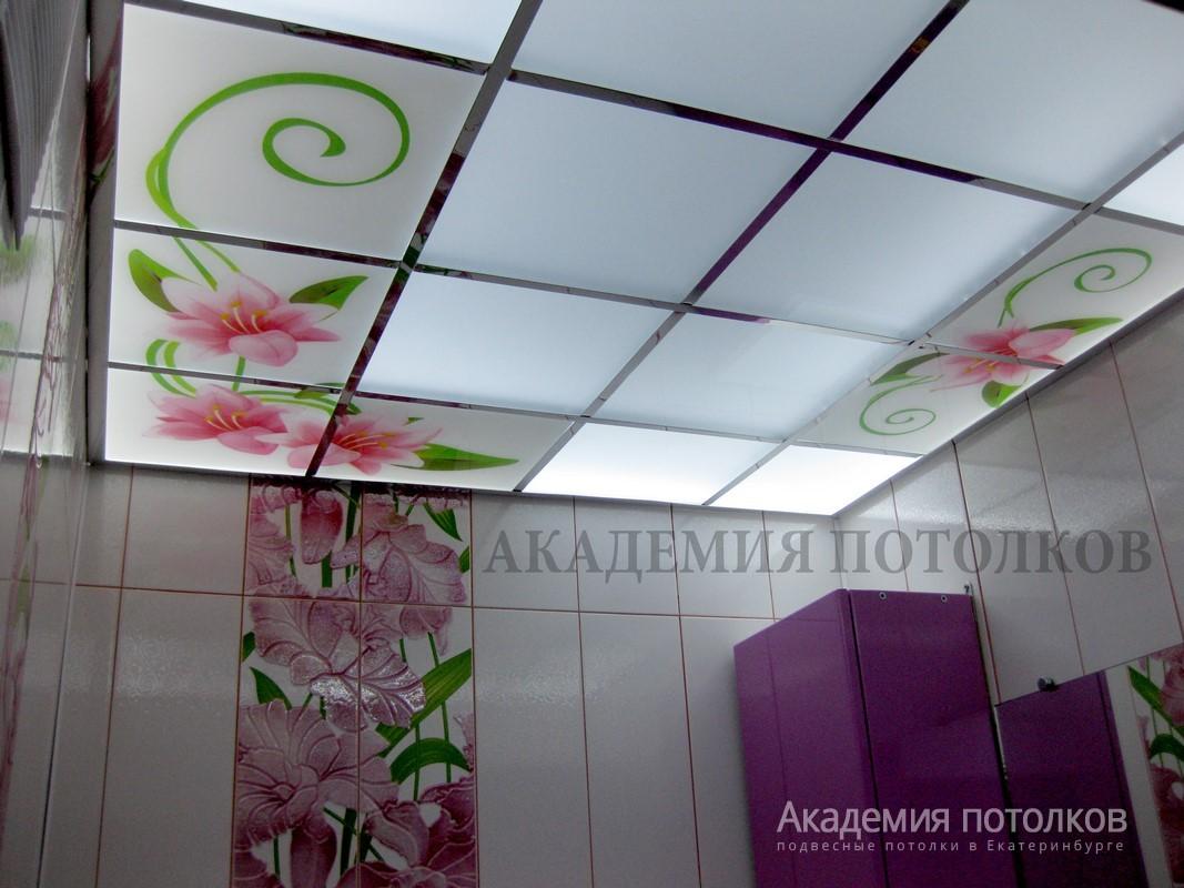 Подвесной потолок своими руками - Академия потолков