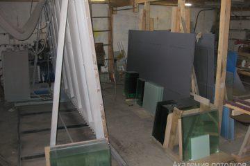 Академия Потолков - производство