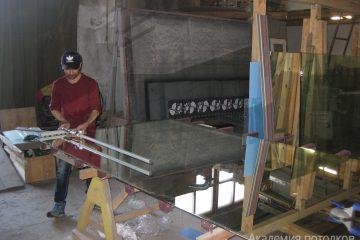 Производство подвесных потолков