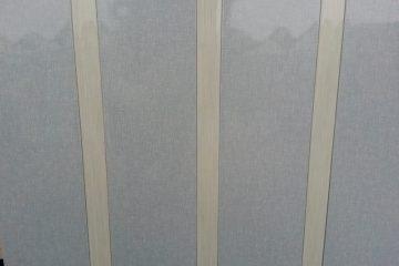 Рейка «Синяя рогожка» 100х4000мм