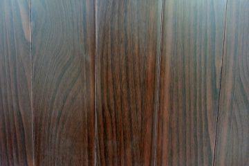 Рейка «Тёмное дерево» 100х4000мм