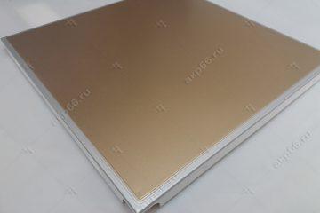 Кассета Caveen №A002 Золото с каймой