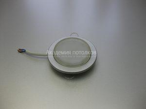 Светильник Ecola DGX5315, пластиковый корпус, металлик