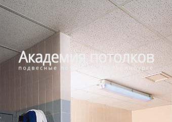 Негорючие потолки