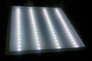 Светодиодный светильник универсальный экопризма 595×595х15мм 36W 4000К