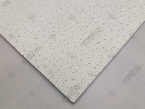 Потолочная минеральная плита Тренто (TRENTO) АМФ (595х595х13мм)