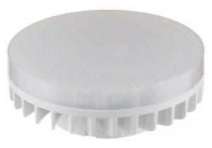 Лампа светодиодная Ecola GX-53 8,5w 2800К (теплый свет)