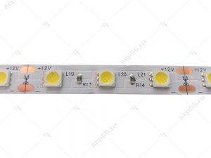 Светодиодная лента 14.4Вт/60LED/м белый свет IP20