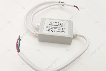 Усилитель для RGB ленты IP65 144W 12V 12A (288W 24V)