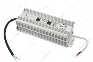 Блок питания для светодиодной ленты влагозащищенный IP67 12В 60Вт