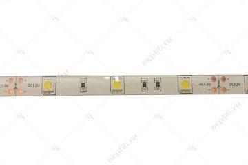 Светодиодная лента 7.2Вт/30LED/м белый свет IP65