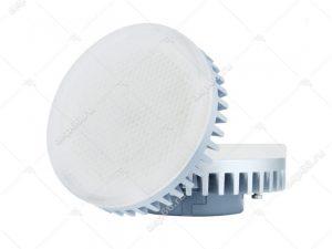 Лампа светодиодная 8,5 Вт GX53 2800К таблетка матовое стекло