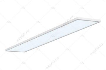 Светодиодный светильник РАСКТ36 1200х180х20мм 36W 6800К