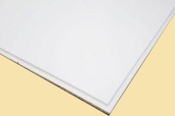 Минеральная потолочная плита Ритейл Тегуляр (Retail Tegular) Armstrong 595х595х14мм