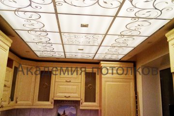 Декор № 0108/2 595×595 мм (Серебро) матовый фон угловой элемент