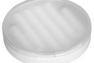Лампа энергосберегающая Ecola 9вт 4100К GX-53