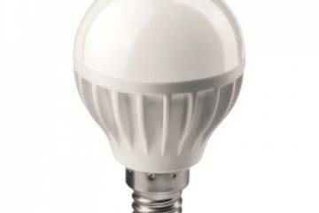 Лампа светодиодная TANGO E14 7 W 220V 4000 K