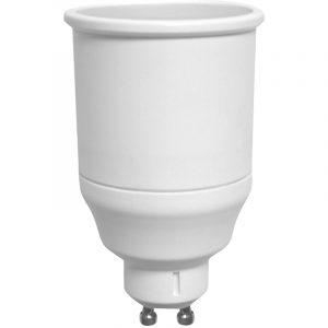 Лампа энергосберегающая Ecola 13вт 2700 GU-10 (теплый свет)