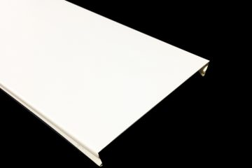 Вставка Cesal 25х3000мм №С01 Жемужно-белый