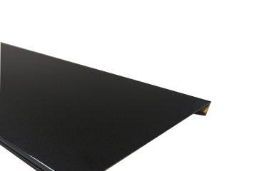 Вставка Cesal 25х3000мм №С05 Черный жемчуг (глянец)