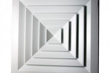 Вентиляционная решетка Диффузор